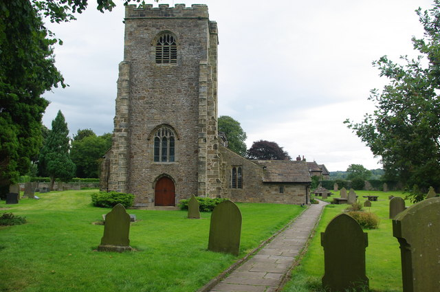 St. Wilfred, Ribchester