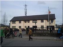 O0652 : Garda Station, Ashbourne, Co Meath by C O'Flanagan