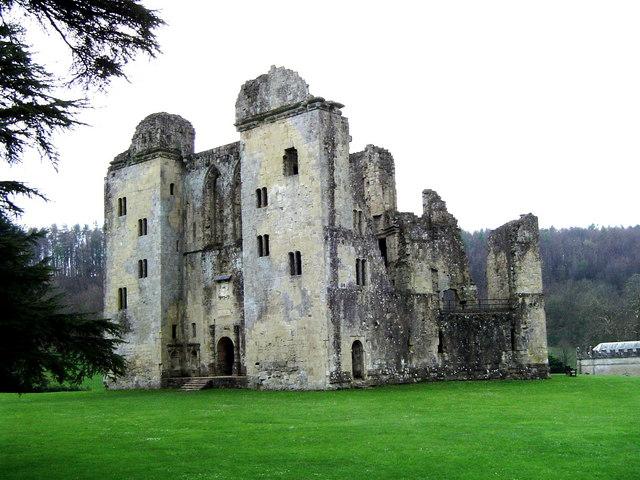 Old Wardour Castle, Wiltshire