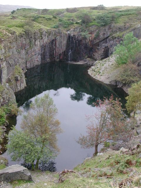 Tranearth Quarry