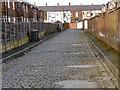 SD7911 : Back Alley by David Dixon
