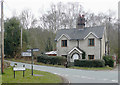 SO8180 : Baxter Cottage at Drakelow, Worcestershire by Roger  Kidd