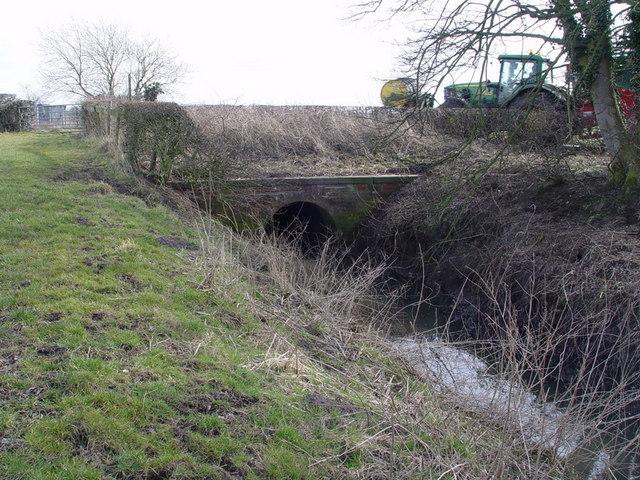 Small Bridge Near Stanley Farm
