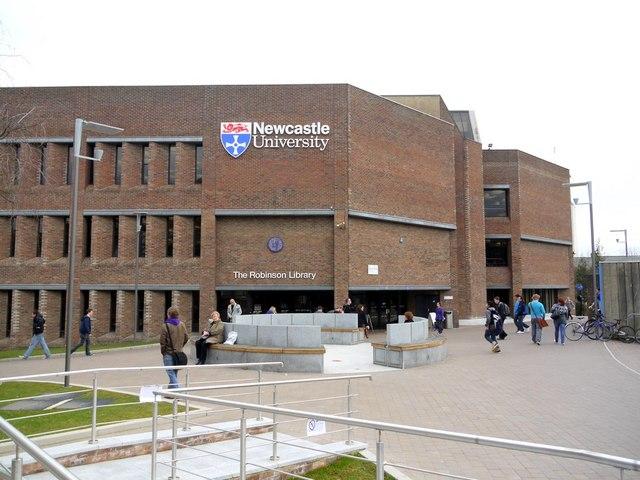 The Robinson Library, Newcastle University