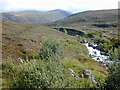 NN1675 : Hillside around the Allt Daim by Nigel Brown