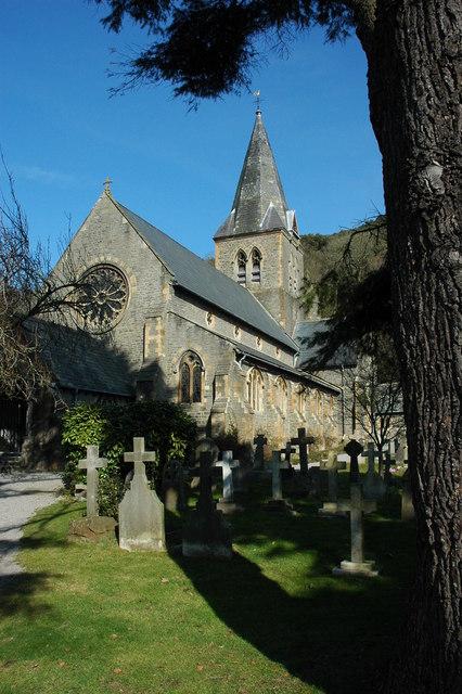 All Saints' Church, East Clevedon