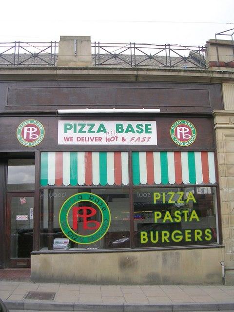 Pizza Base - Cheapside