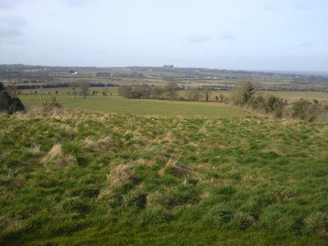 Landscape from Skreen Hill, Co Meath