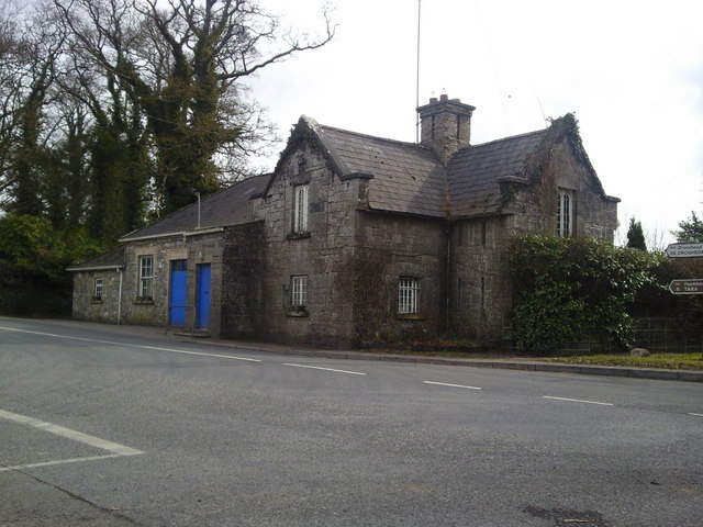 Stone house, Dunsany, Co Meath