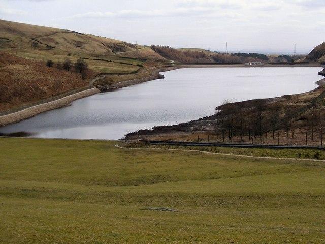 Naden Middle Reservoir