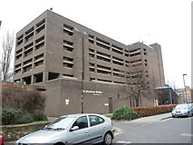 NZ2465 : Drummond Building, Newcastle University by Andrew Curtis