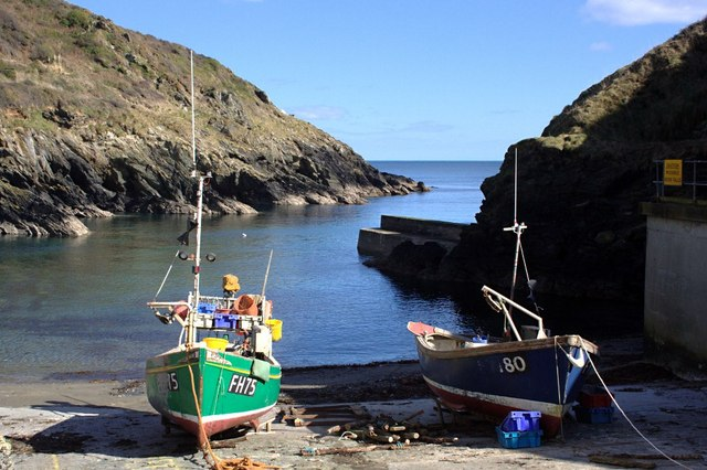 Boats on the Slipway