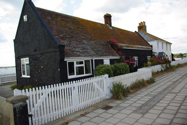 Cottages, Mudeford