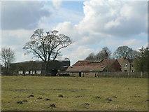 SK5854 : Bottom Farm by JThomas