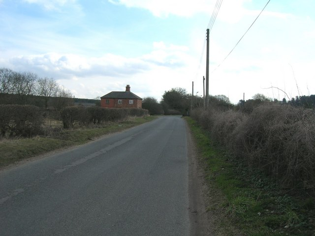 Calverton Road