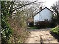 TL9990 : Wash Lane meets Sallow Lane at South End by Evelyn Simak
