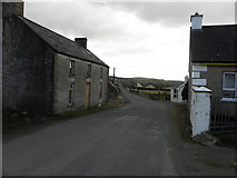C1701 : Road at Augheygault Big by Kenneth  Allen