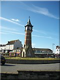 TF5663 : Skegness Clock Tower by Mr M Evison