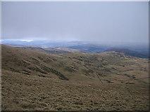 SH6422 : Y Braich below the cloud by Rudi Winter