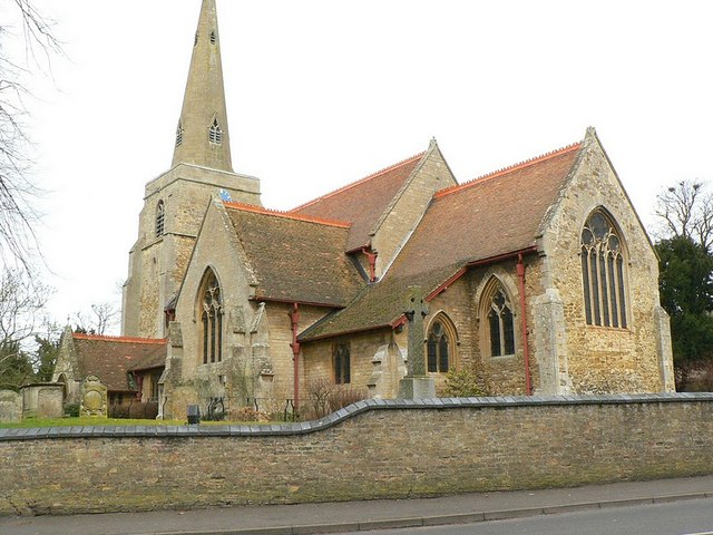 St James Church, Stretham
