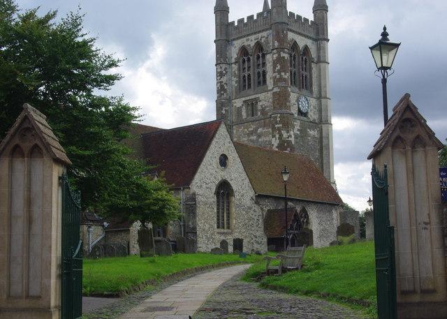St. Andrew, Farnham