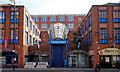 J3374 : Lyndon Court, Belfast by Albert Bridge