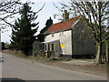 TL9992 : Derelict house in North End - Snetterton by Evelyn Simak