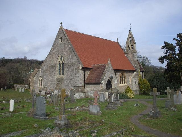 St Luke's Church, Tutshill