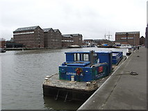 SO8218 : Gloucester Docks 2010 by Chris Allen