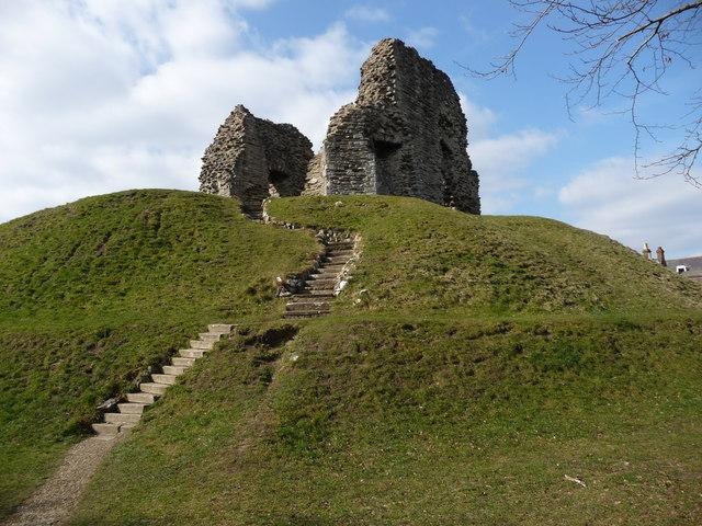 Christchurch - Castle