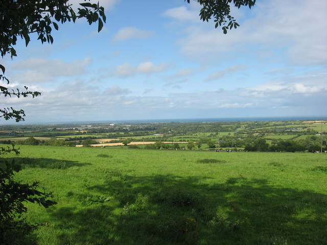 View from Tullog, Co. Meath