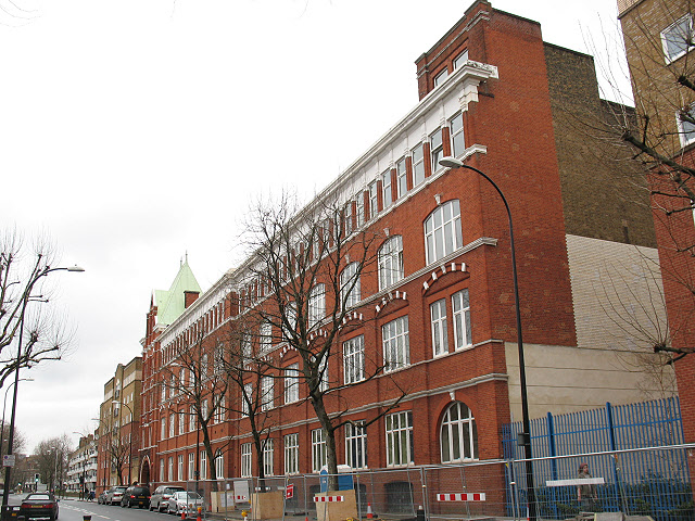 Kings College student residence, Great Dover Street