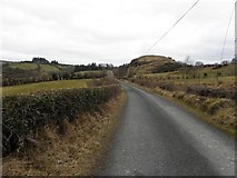 C1503 : Road at Breen by Kenneth  Allen