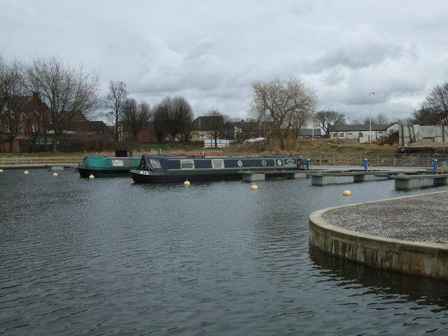 Droylsden Marina