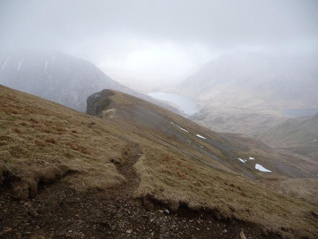 Path on Y Llymllwyd