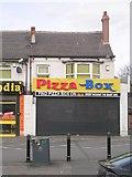 SE2534 : Pizza Box - Stanningley Road by Betty Longbottom
