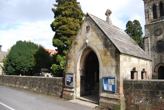 Lych Gate, Christ Church, Kilndown