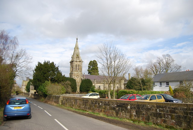 Christ Church, Kilndown