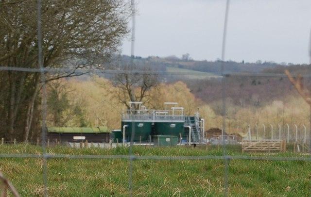 Kilndown Sewage Works