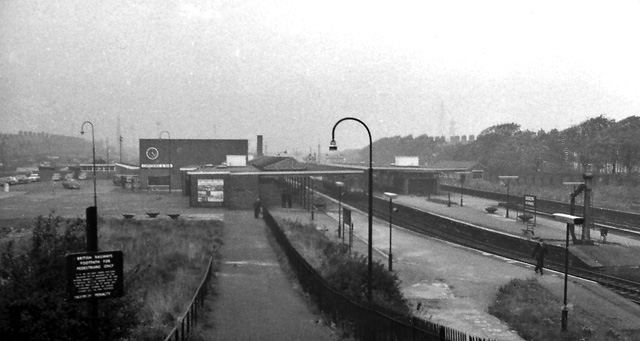 Barrow Central Station