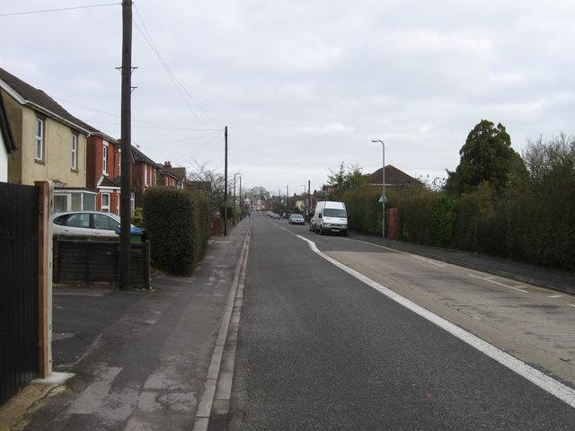 Ruby Road, Southampton