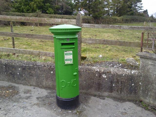 Postbox, Drumree, Co Meath