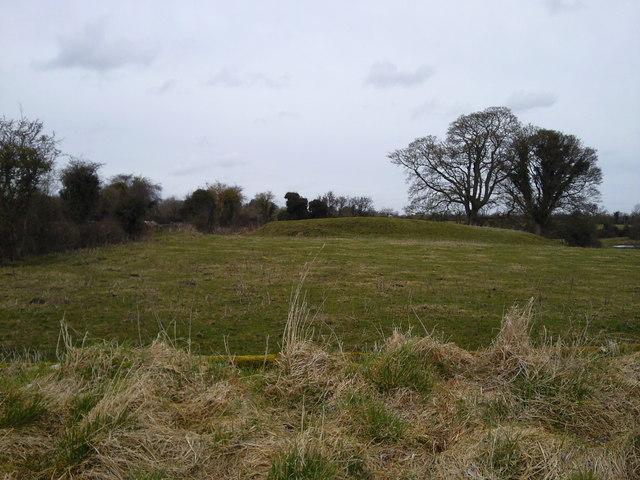 Mound, Rathregan, Co Meath.