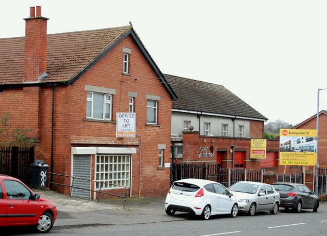 No 100 Sunnyside Street, Belfast