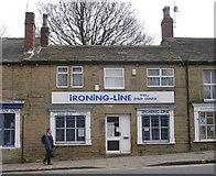 SE2627 : Ironing-Line - Queen Street by Betty Longbottom