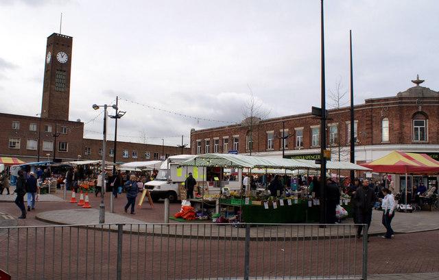 Crewe Market