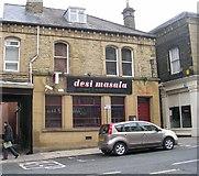 SE2627 : desi masala Restaurant - Queen Street by Betty Longbottom