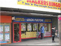 SE2627 : Jack Fulton - Queen Street by Betty Longbottom