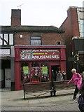 SE2627 : Oak Amusements - Queen Street by Betty Longbottom