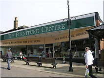 SE2627 : The Furniture Centre - Queen Street by Betty Longbottom